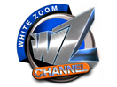White Zoom Channel
